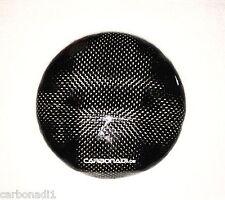 HONDA vfr400 nc30 CARBON Lima Coperchio carbone CARBONO generatore engine cover...