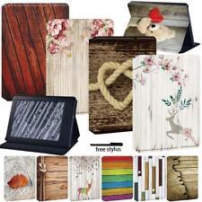 Tablet De Cuero Soporte Funda Cubierta para Amazon Kindle 8th/10th Paperwhite 1/2/3/4
