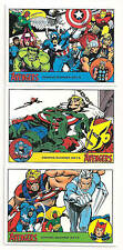 Avengers: Silver Age Promo Set ( 3 Cards)   NICE!!!