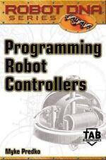 Programming Robot Controllers by Myke Predko (2002, CD-ROM / Paperback)