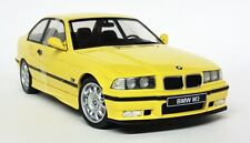 Solido BMW E36 Coupe M3 in Yellow 1/18th Scale