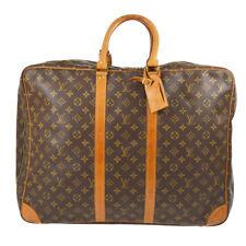 LOUIS VUITTON SIRIUS 55 TRAVEL HAND BAG  PURSE MONOGRAM M41404 um 80662