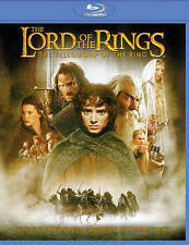 The Lord of the Rings: The Fellowship of the Ring (Blu-ray Disc, 2014, 2-Disc...
