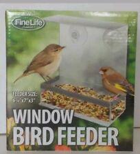 WINDOW BIRD FEEDER- -Watch Wildlife---MAKE OFFER!!!!!
