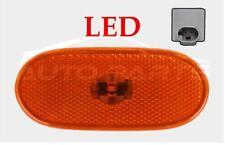 Mercedes Sprinter Side Amber Orange Marker Lens Light Reflector LED 2013 - 2018