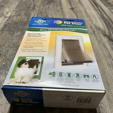 PetSafe PPA00-10984 Extreme Weather Pet Door Size Small 1-15 lb NEW LOOK