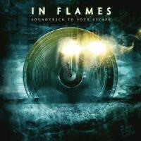 IN FLAMES - SOUNDTRACK TO YOUR ESCAPE RE-ISSUE 2014)   CD NEW+
