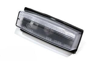Mazda Miata MX-5 Rear License Plate Light Lamp OEM NEW GENUINE NE55-51-270D