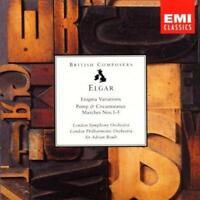 Sir Adrian Boult/London Sympho - Elgar - Orchestral Works - Enigma Vari (NEW CD)