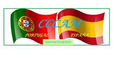 🌻🌼🌺🏆🏅 pegatinas CcAM España y Portugal 🏅🏅