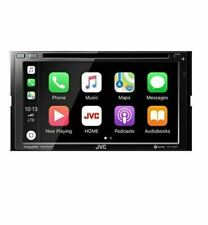 """JVC KW-V85BT 6.8"""" Double DIN  compatible with Android Auto/CarPlay CD/DVD Stereo"""