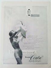 1948 women's new life Contro elastic yarn Firestone girdle bra slip vintage  ad
