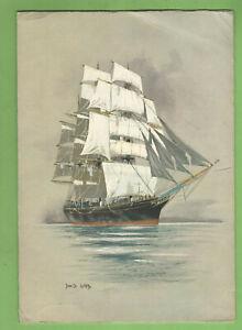 #T327.   1966  SS. ARAMAC  SHIPPING MENU