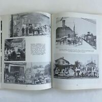 Vintage Book Picture History Of Flint 1976 Pioneers Logging Autos Old Photos