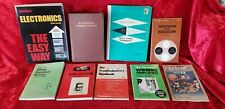 Vintage Electronics Books and Manuals 1940's-1970's