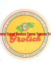 "1950s GROLSCH BEER 4"" Coaster Tavern Trove"
