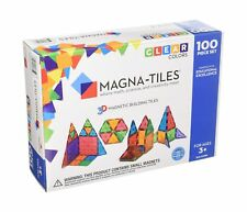 Magna-Tiles Clear Colors 100 Piece Set/_Creativity and Educational
