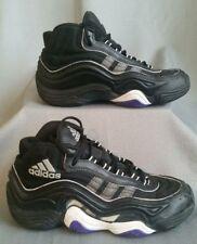 09065f7e5277f Adidas Crazy 2 Kobe Bryant Lakers Black Basketball Shoes KB8 2 Men s Size  8.5
