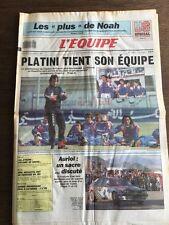 Journal l'Equipe - 26 Janvier 1990 - 44 eme année - n 13600