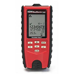 Platinum Tools T130 VDV MapMaster 3.0 Cable Tester