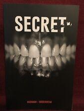 Secret Paperback Hickman Bodenheim Image Softcover