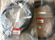 HONDA GENUINE OEM CIVIC EG4 EG6 1995 FRONT DOOR SUB SEAL ☆ LEFT&RIGHT SET ☆