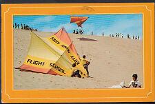 Sports Postcard - Hang Gliding, Jockey's Ridge,Outer Banks, North Carolina DR673