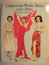 Glamorous Movie Stars Of The 1950s Paper Dolls By Tom Tierney