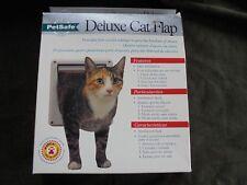 PetSafe Deluxe Cat Flap Door New Open Access Supplies