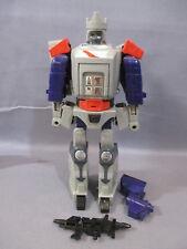 "Transformers G1 ""GALVATRON"" *WORKS* Vintage Movie Decepticon 1986"