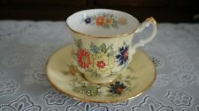 """VINTAGE Paragon """"Oriental Series"""" Sung Pattern Cup and Saucer, England"""