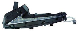 IS250 IS350 2014-2016 LEFT DRIVER DAYTIME RUNNING LAMP LIGHT BUMPER LED FOG