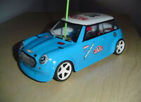 "Carrozzeria Completa Body rc scala 1/18 ""MINICOOPER"""
