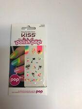 Kiss Polish Pop Nail Art Rainbow Colors Palm Trees Abby Road NPOP01101