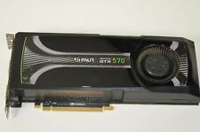 Palit GeForce GTX 570 1280M DDR5 320 Bit 2x DVI, Mini HDMi, Graphics Card