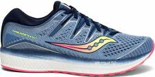 Saucony Women's Triumph ISO 5 Running Shoe, Blue/Navy, 7 B(M) US