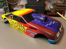 Parma Funny Car 1/10 Car Body for RJ Speed Bolink Losi Associated Cars