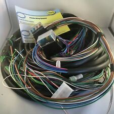 Universal Wiring Loom Kit/ CLASSIC Cars FORD VAUXHALL VW PLUS 2 CUSTOM CIRCUITS