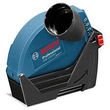 BOSCH Blau GDE 125 EA-T Absaughaube Haube für Winkelschleifer System-Zubehör NEU