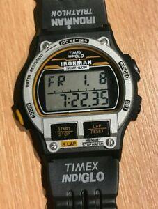 Vintage Timex Ironman Triathlon Indiglo 746