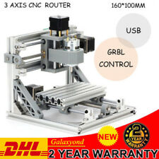 CNC 1610 3 Assi DIY Desktop Engraving Macchina Incisore PCB Wood Cutter Printer