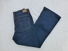 WOMENS LEVIS 512 PERFECTLY SLIMMING BOOTCUT JEANS SIZE 8x25.5 #W2490