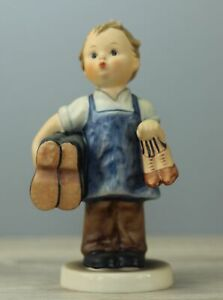 Goebel Hummel Figur 143/0 Meister Wichtig Höhe ca. 13 cm