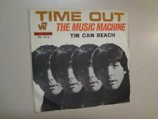 "MUSIC MACHINE:Time Out(For A Daydream)-Tin Can Beach-France 7""68 Warner Bros.PSL"
