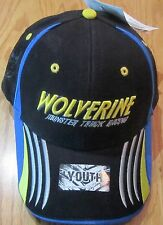 Wolverine Monster Truck Racing Adjustable Youth Hat Marvel Comics Brand New
