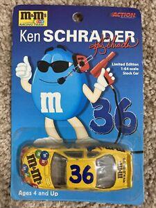 M&M's Racing Team Ken Schrader #36 Limited Edition 1:64 1992 NEW NIP