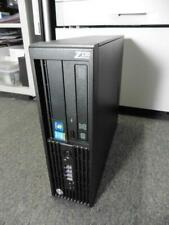 HP Z230 SFF WorkStation 525GB SSD Win 10 Pro