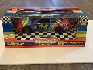Ertl Nascar #24 Jeff Gordon 1994 Dupont Lumina American Muscle 1:18 Diecast