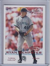 RYAN DEMPSTER 2001 Fleer Focus #1113/4999 #230 (B8739)