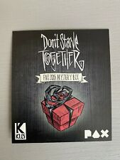 Don't Starve Together PAX 2016 Promo Box PS4 PC Steam DLC Code - VERY RARE